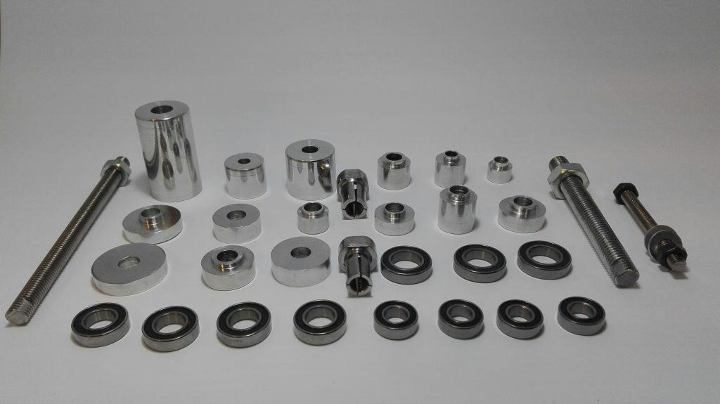 Kit Rodamientos y útil extracción Specialized Epic 2012-2013