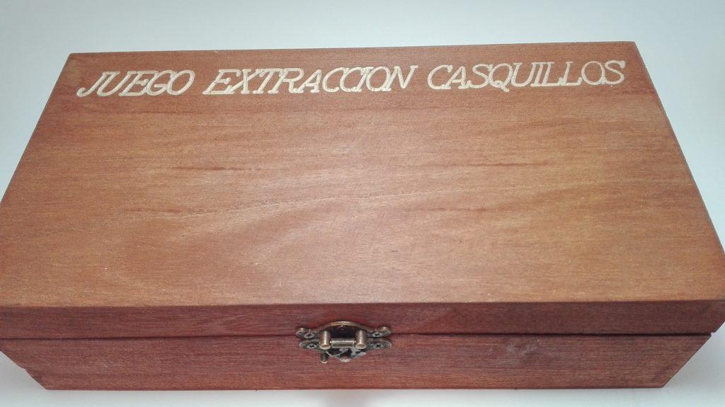 Kit Extracción Casquillos