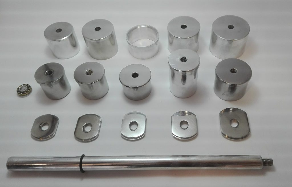 Kit Completo Extractor Casquillos Horquillas