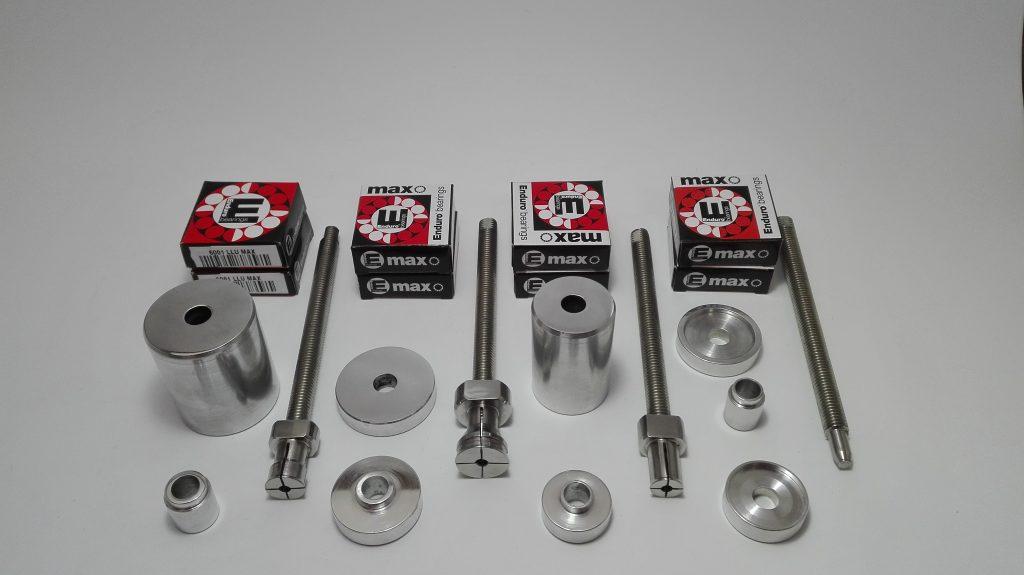 Útiles extracción Rodamientos Focus Super Bud 29
