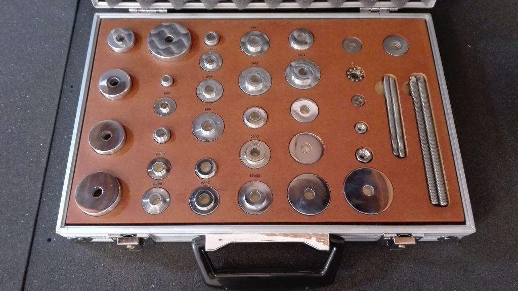 Kit Completo Extracción y montaje de COMENÇAL SUPREME V-3, GIANT ANTHEM y ORBEA RALLÓN
